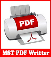 MST PDF Writter