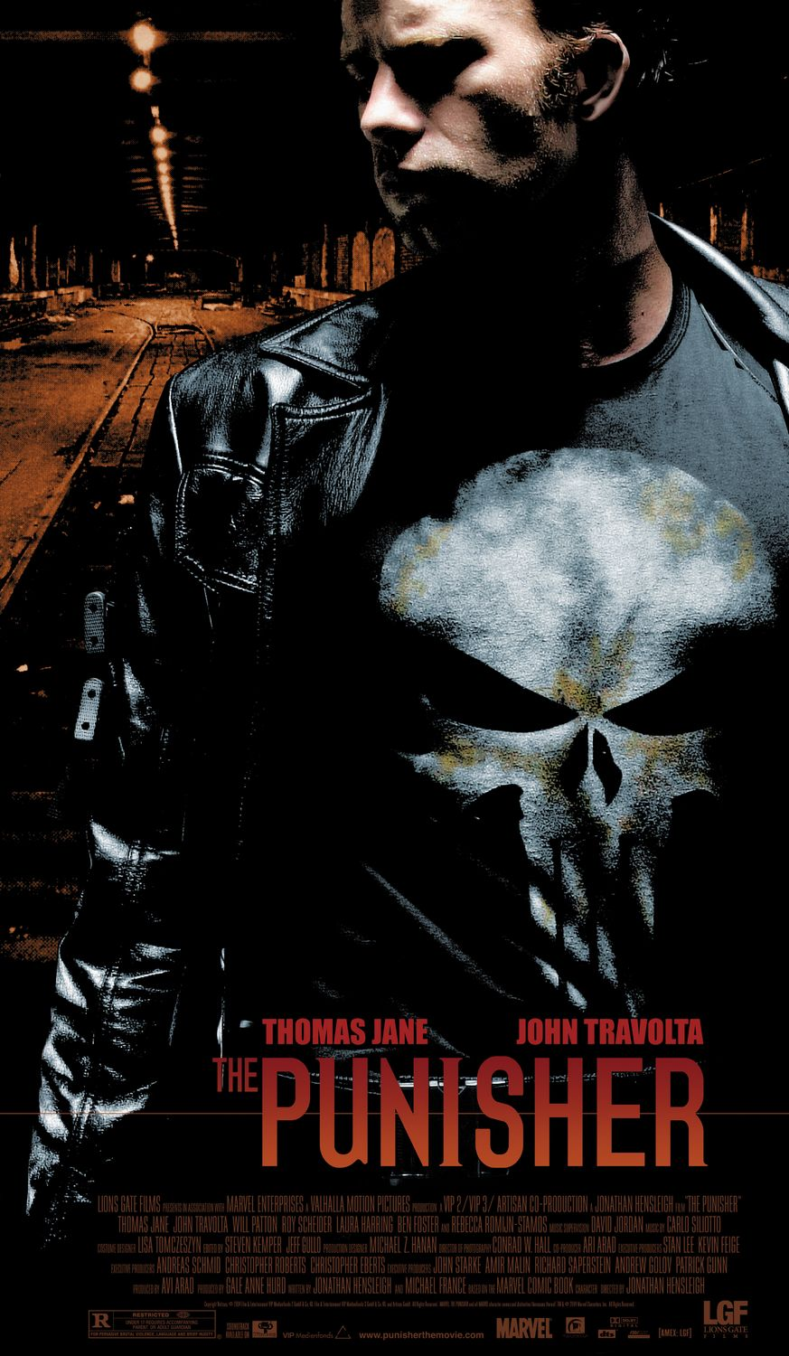 Straight Telling Movie Reviews: The Punisher (2004)