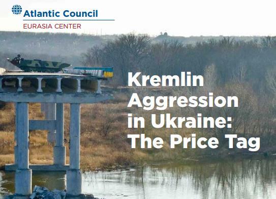 """Raportul """"Prețul agresiunii Kremlinului în Ucraina"""""""