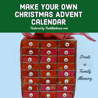 DIY or Reusable Advent Calendars