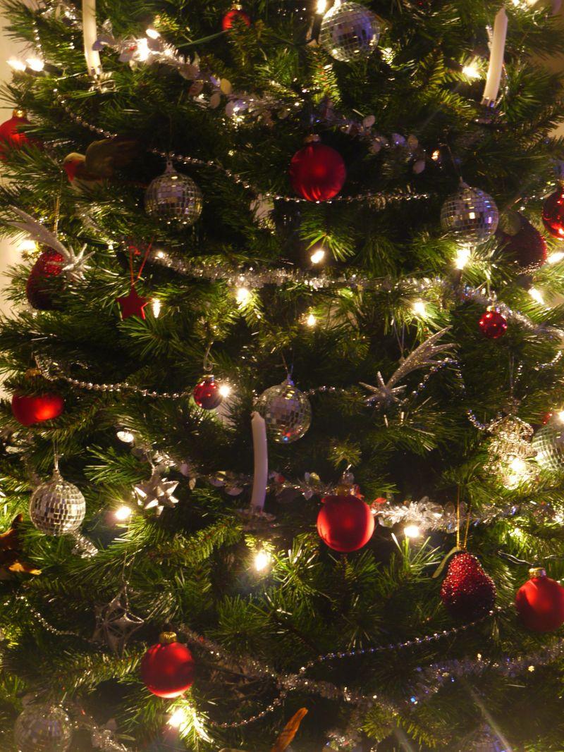 blackrainbow christmas trees - photo #37