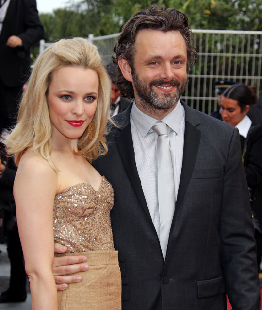 Hollywood Stars: Rachel McAdams With Her Boyfriend Michael ...