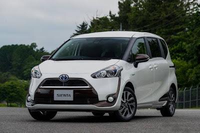 Harga Mobil Toyota Sienta Terbaru 2017
