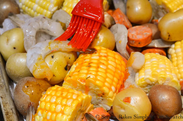 Cajun-Shrimp-Sausage-Sheet-Pan-Dinner-Brush-Cajun-Butter.jpg
