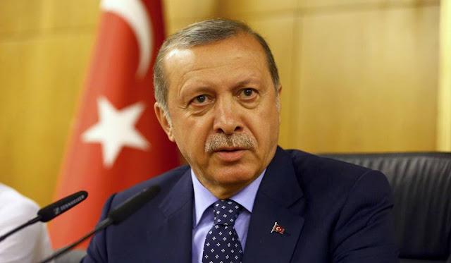 Ο Ερντογάν συναντήθηκε εκτάκτως με τον Ρώσο υπουργό Άμυνας