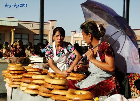 Mercados de Uzbekistan