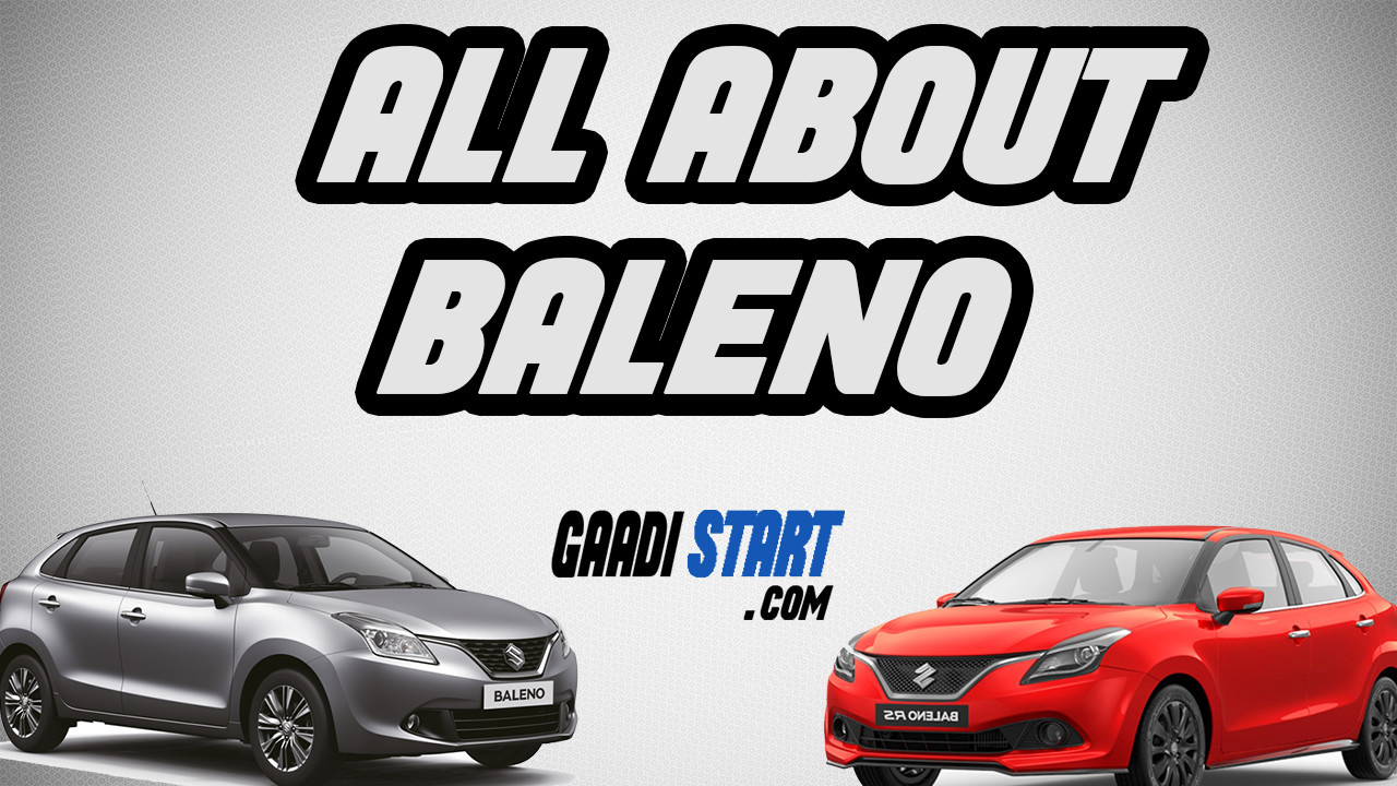 Maruti Suzuki Baleno: Images,Specification,Real Mileage in