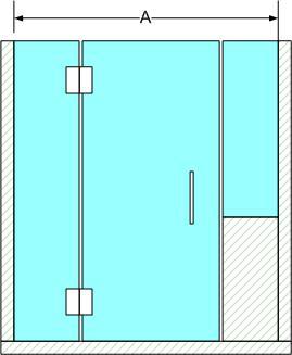 In Line Enclosure Panel Door Panel 2