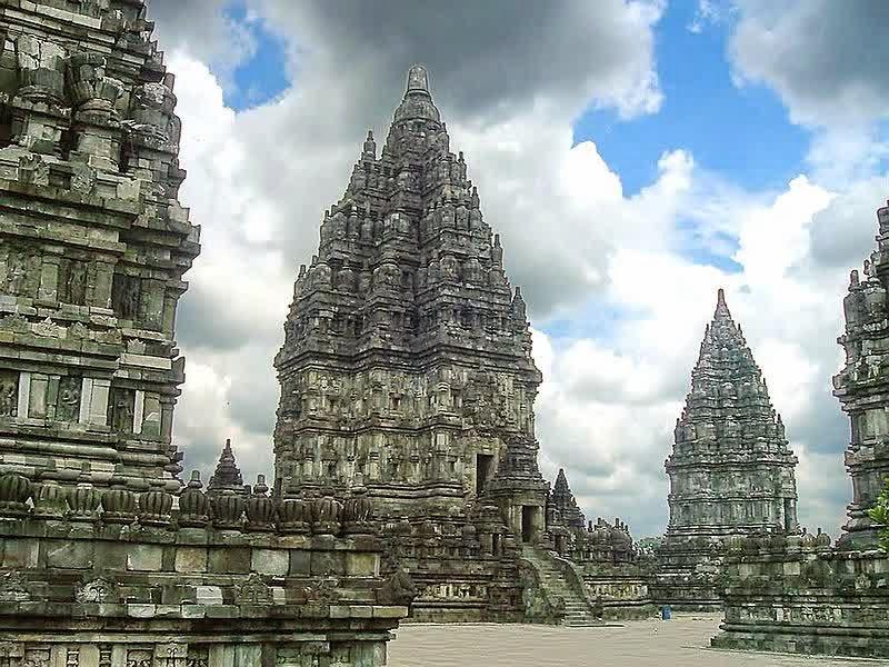 Sejarah Kerajaan Mataram Kuno