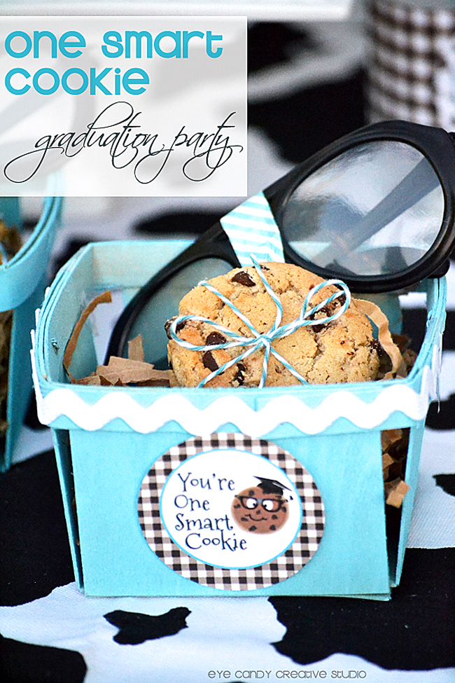 milk and cookies, party favor ideas for smart cookie party, cookies