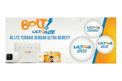 Paket Internet Unlimited 2017