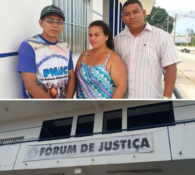 PAIS VÃO A JUSTIÇA DENUNCIAR MORTES NO HOSPITAL DE COARI