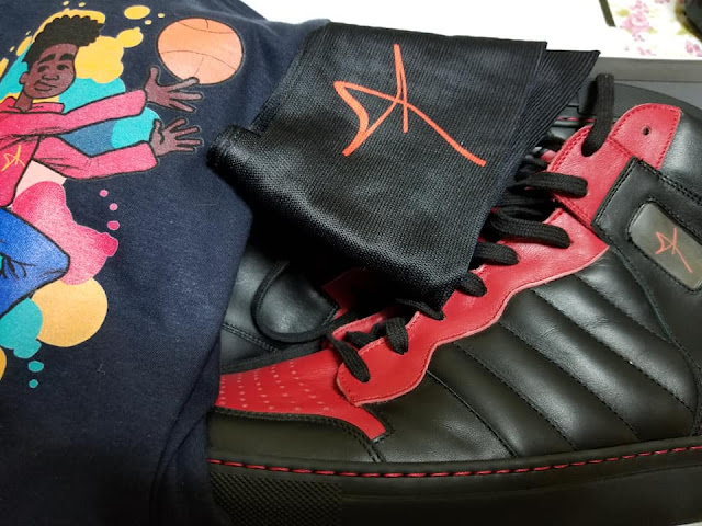 Antoine Maurice King Socks Available Now