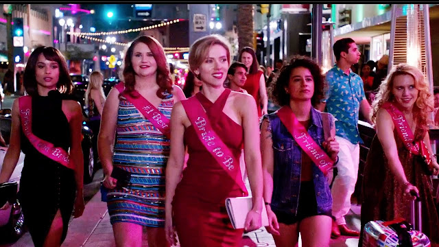 Rough Night: Film Review