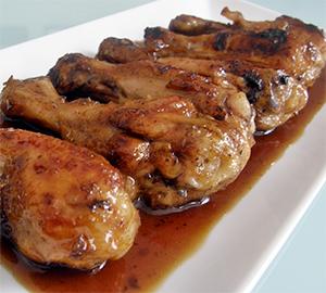 Recetas por puntos recetas por puntos de muslos de pollo for Muslos pollo en salsa
