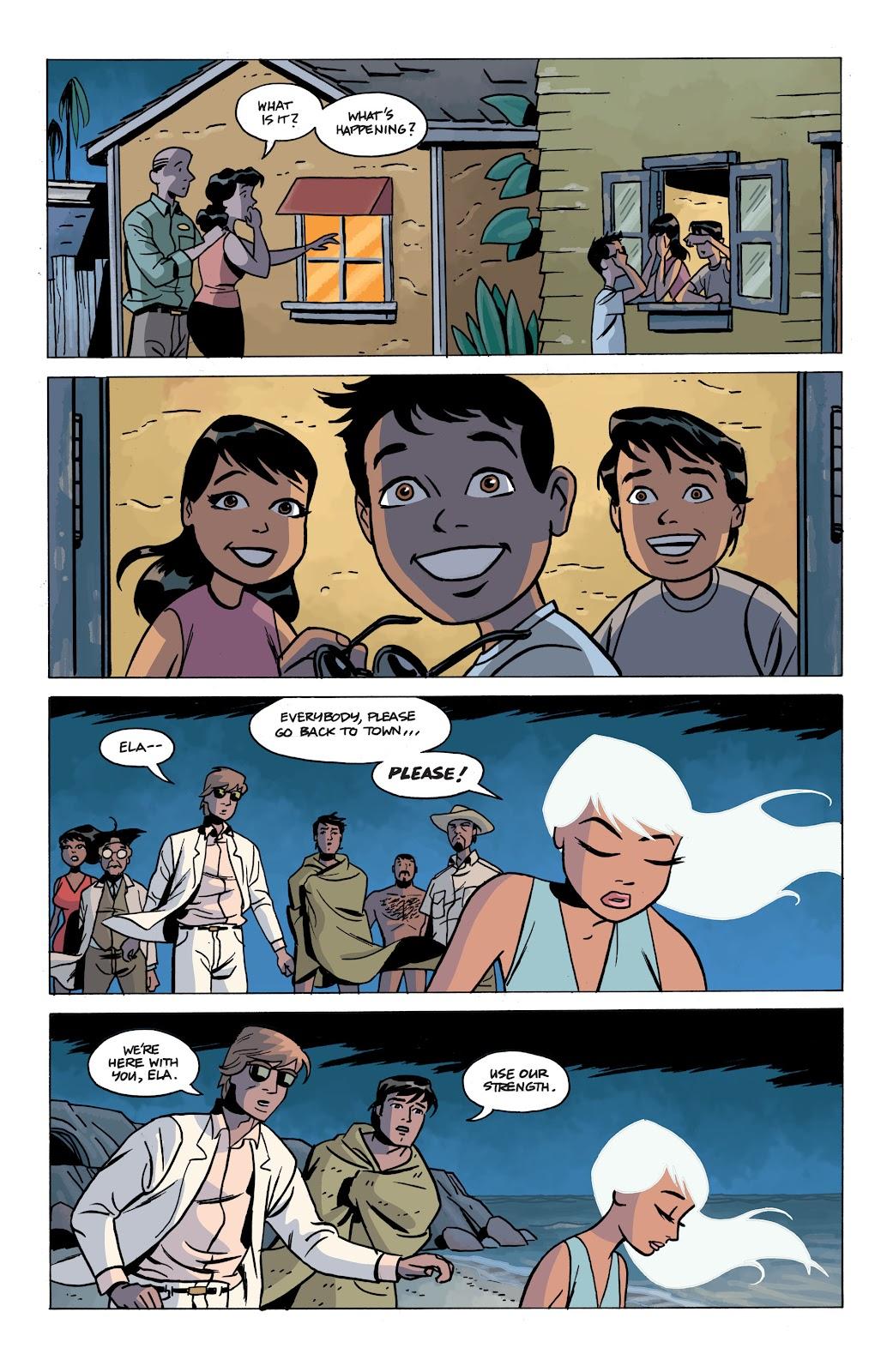 Read online The Twilight Children comic -  Issue #4 - 18