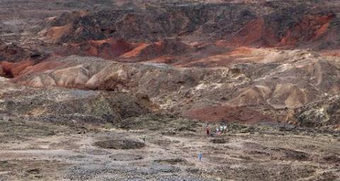A legkorábbi és legnagyobb kelet-afrikai közösségi temetkezési helyet tárták fel Kenyában