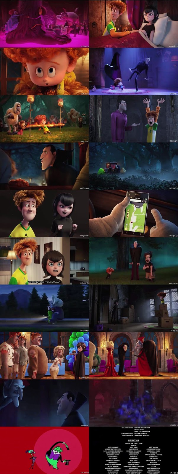 Hotel Transylvania 2 2015 English
