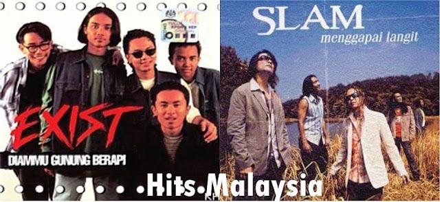 5 Band Malaysia yang Pernah Populer di Indonesia