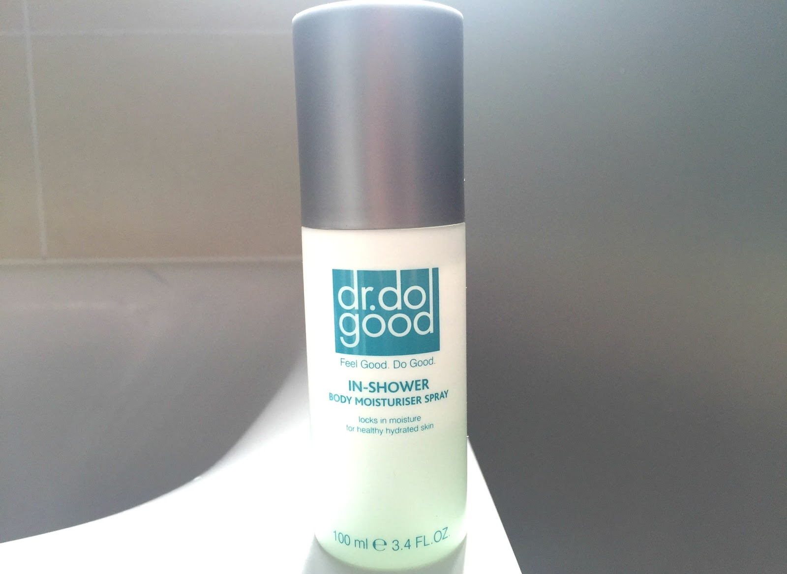 Dr Do Good In-Shower Body Moisturiser Spray