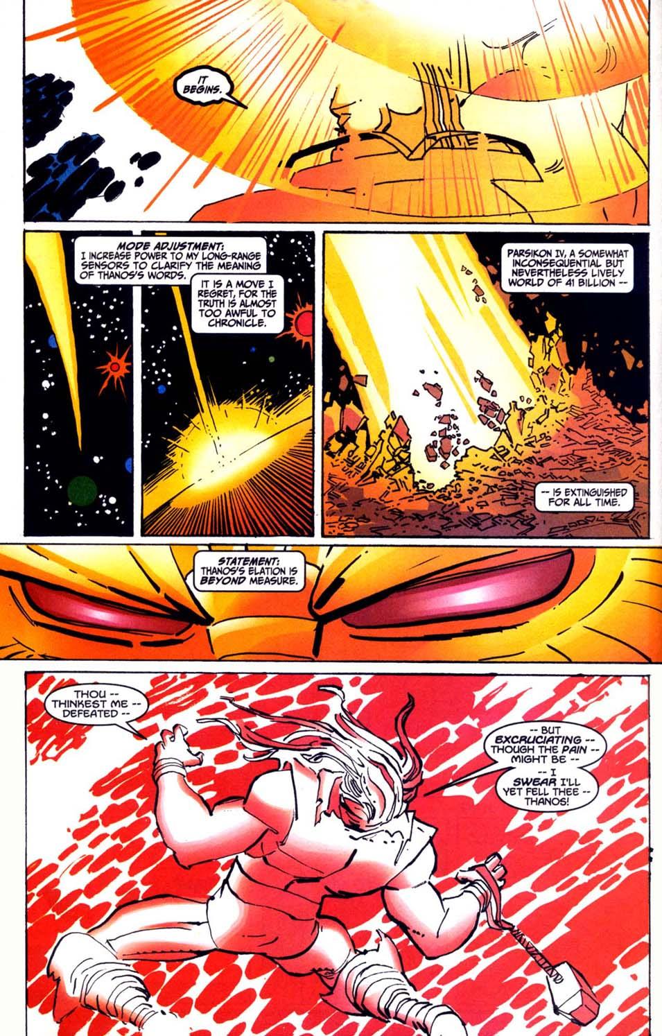 Thor (1998) Issue #25 #26 - English 22