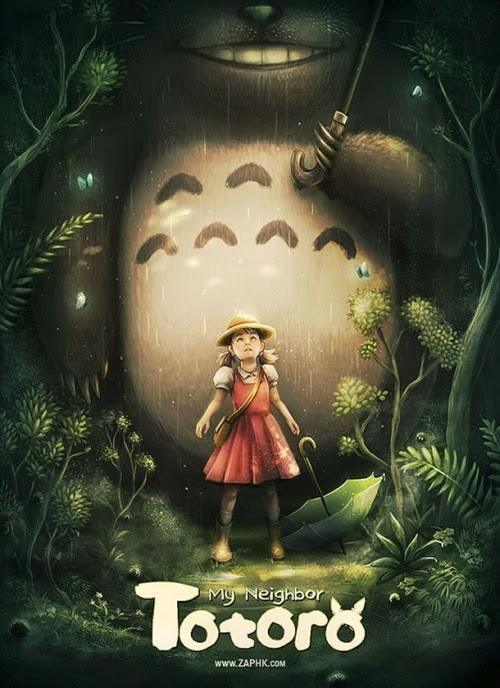 My Neighbor Totoro โทโทโร่เพื่อนรัก [HD][พากย์ไทย]