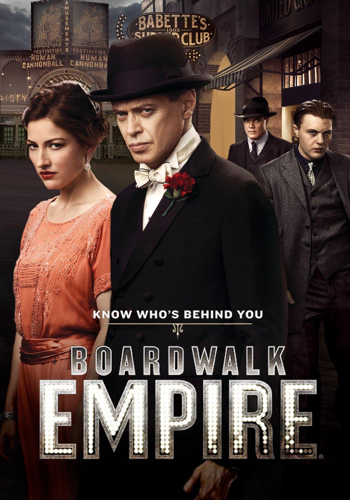 Boardwalk Empire Kritik