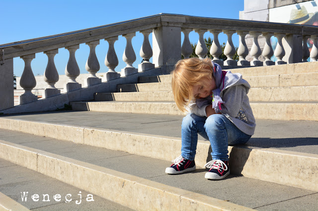 Wenecja z dzieckiem