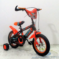12 Matrix bmx sepeda anak
