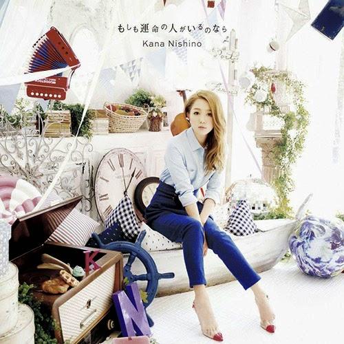 Download Jpop and Anime OST Album: Kana Nishino - Moshimo