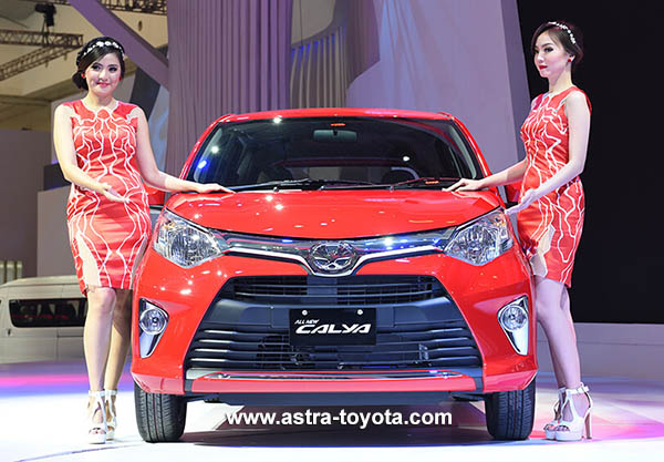 Toyota All New Calya sebagai Best Value Car
