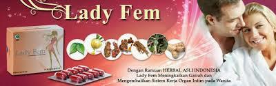 Penjual Ladyfem di Surabaya