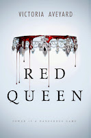 Image result for red queen book cover