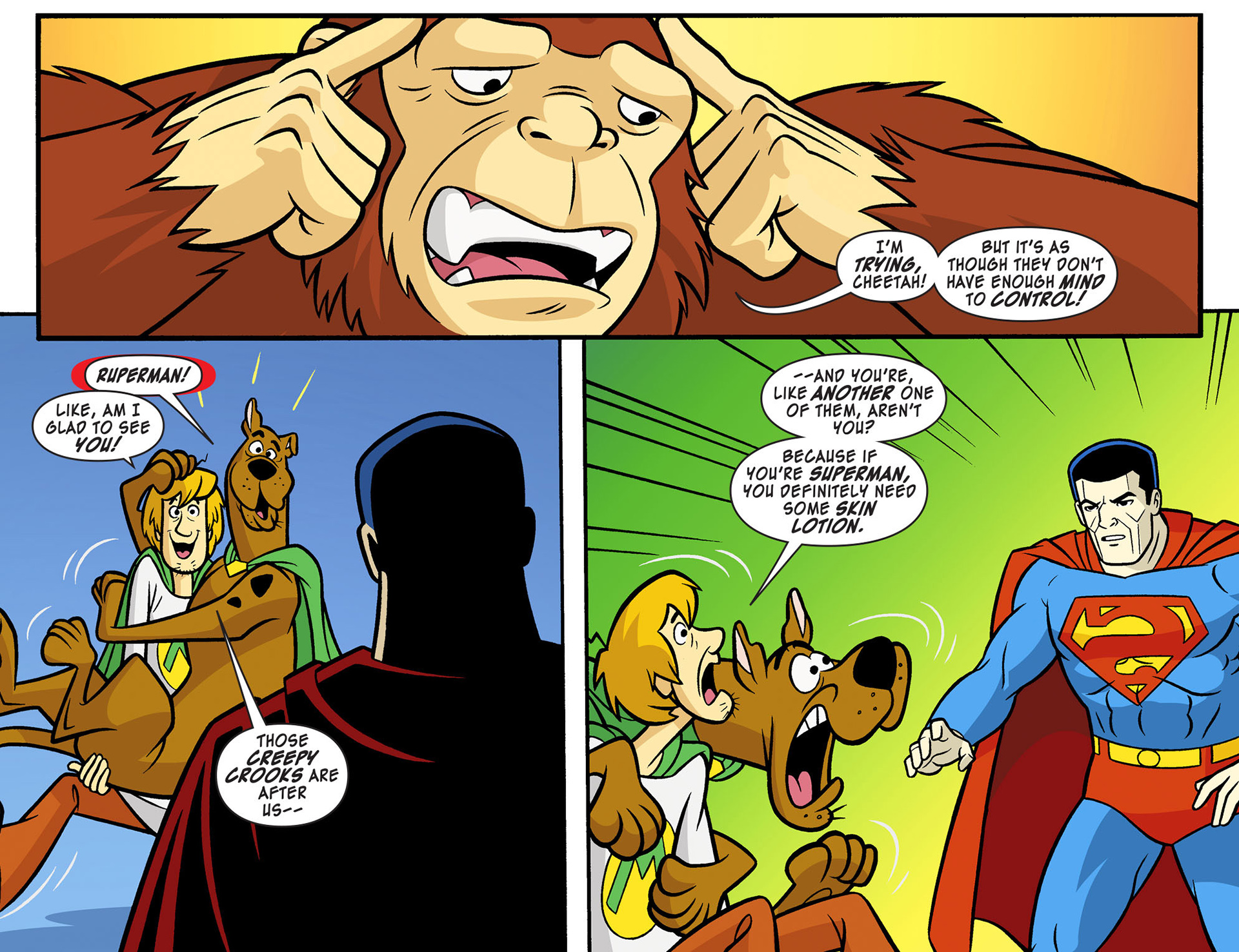 Read online Scooby-Doo! Team-Up comic -  Issue #12 - 6