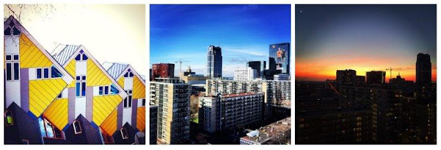 Casas cúbicas en Rotterdam – Torres rascacielos en Rotterdam