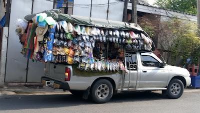 タイの元気な車