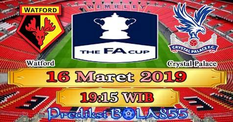 Prediksi Bola855 Watford vs Crystal Palace 16 Maret 2019