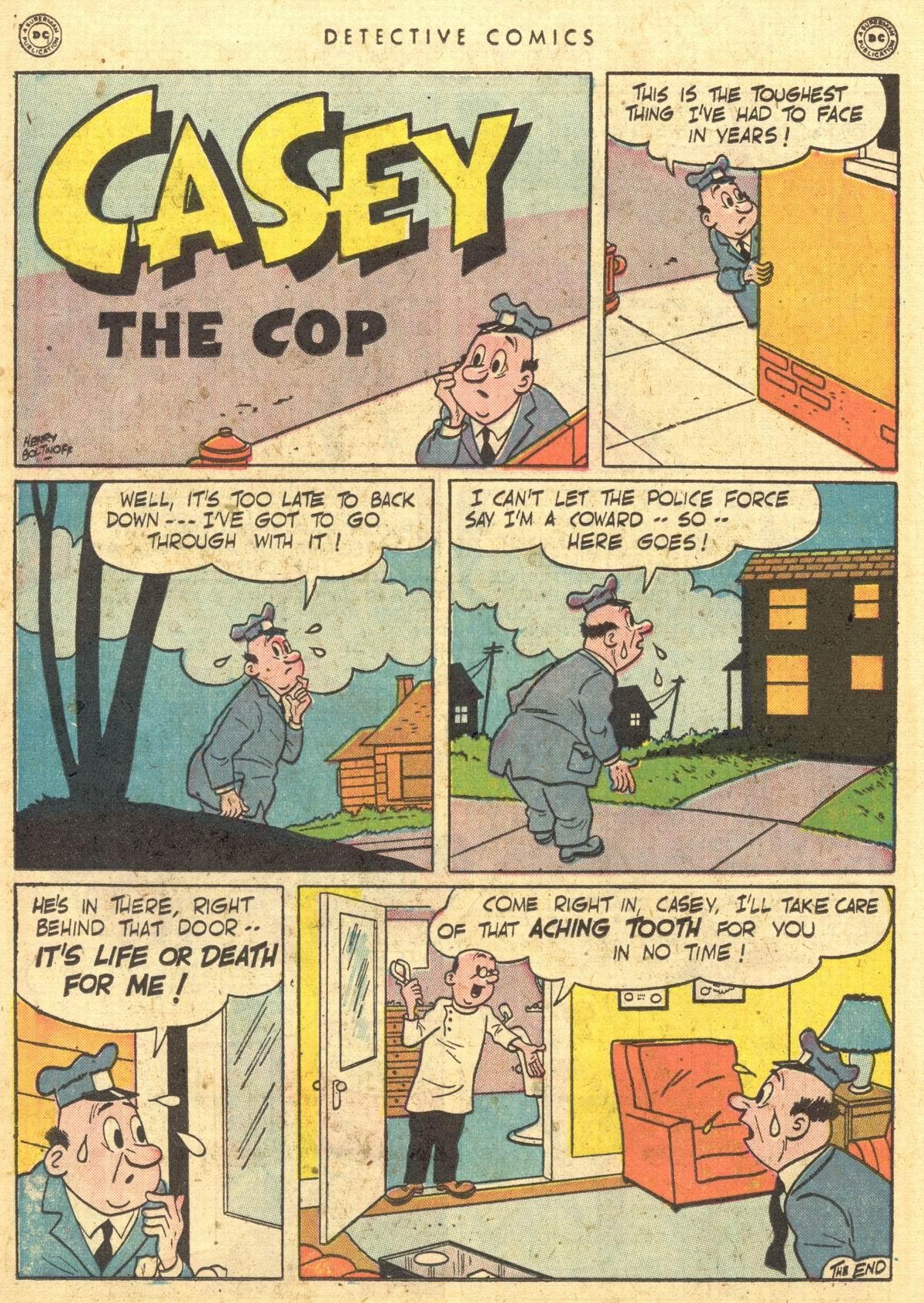 Read online Detective Comics (1937) comic -  Issue #150 - 31