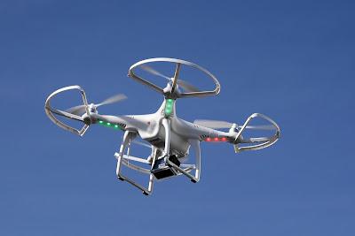 Perkembangan Teknologi Drone