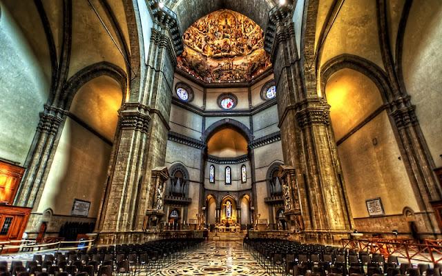 Basílica di Santa Maria del Fiori em Florença