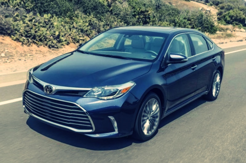 2018 Toyota Avalon Price, Limited and Xle