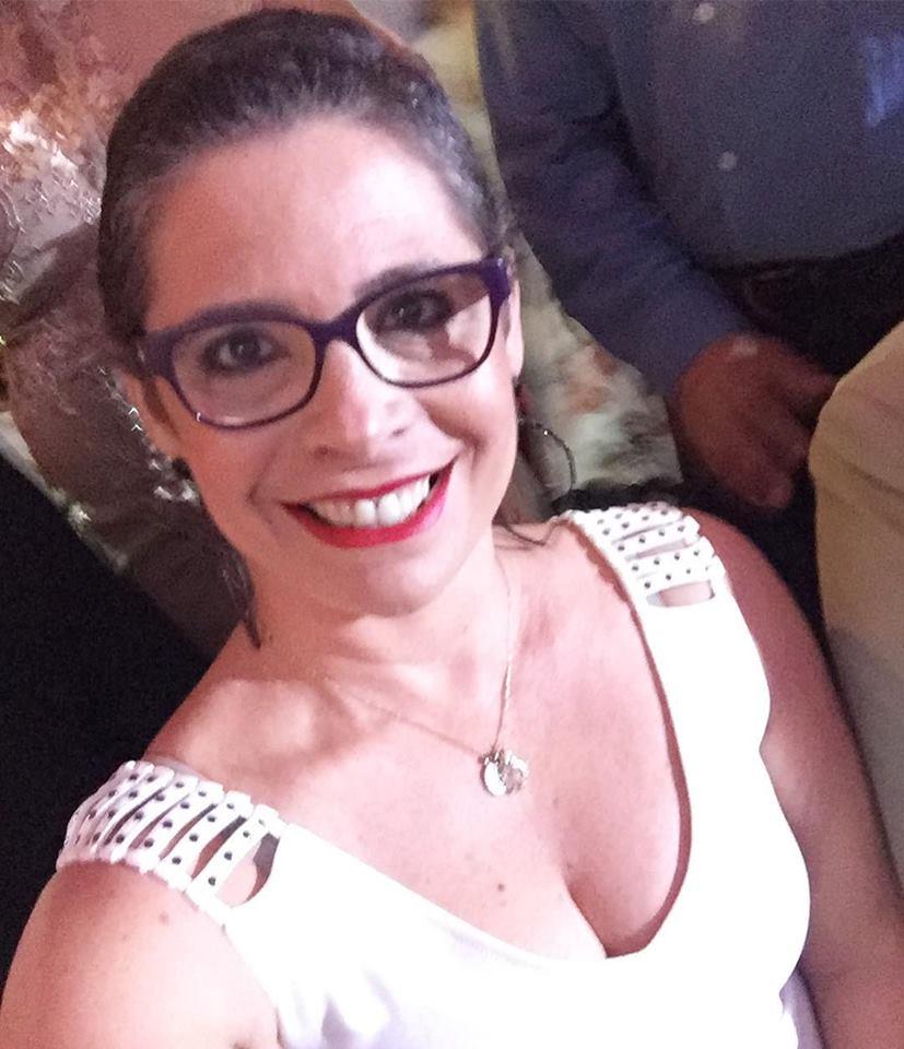 68dc479525 Nossa homenageada é a querida Gorette Gabriel Soares
