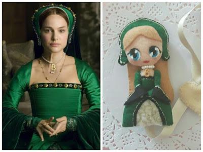 doll felt anne boleyn