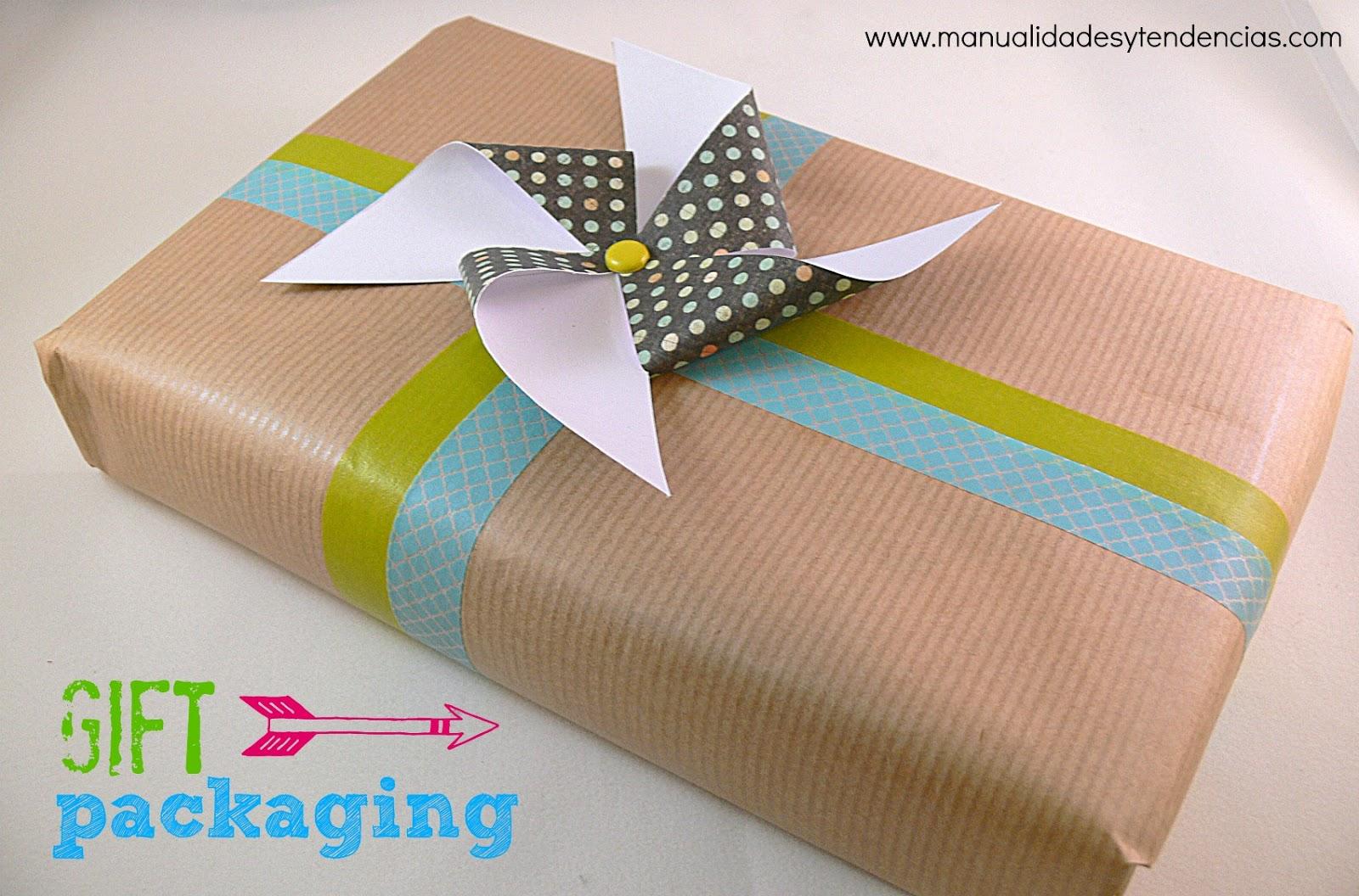 envoltorios de regalo originales original gift packaging