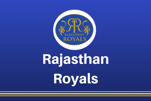RR Team Squad For IPL 2018: Rajasthan Royals Players List