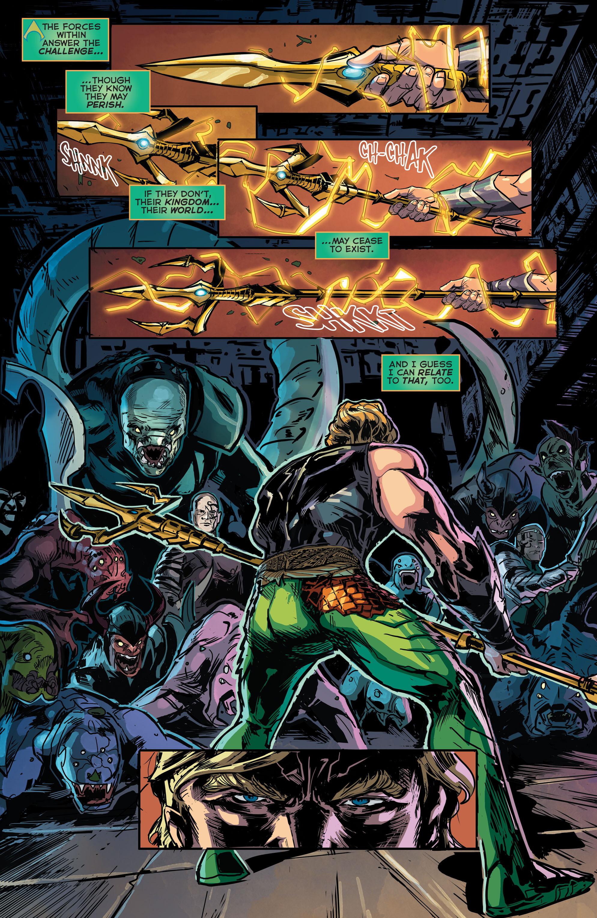 Read online Aquaman (2011) comic -  Issue #41 - 8