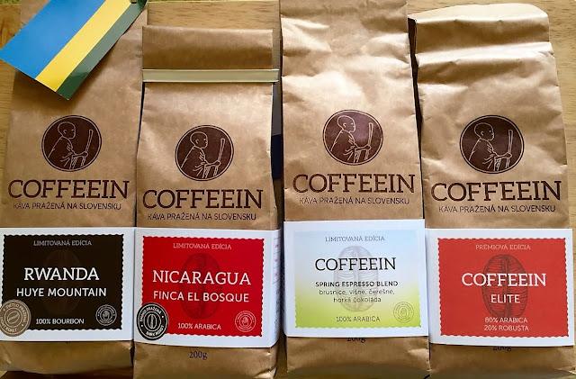 Coffeein shop