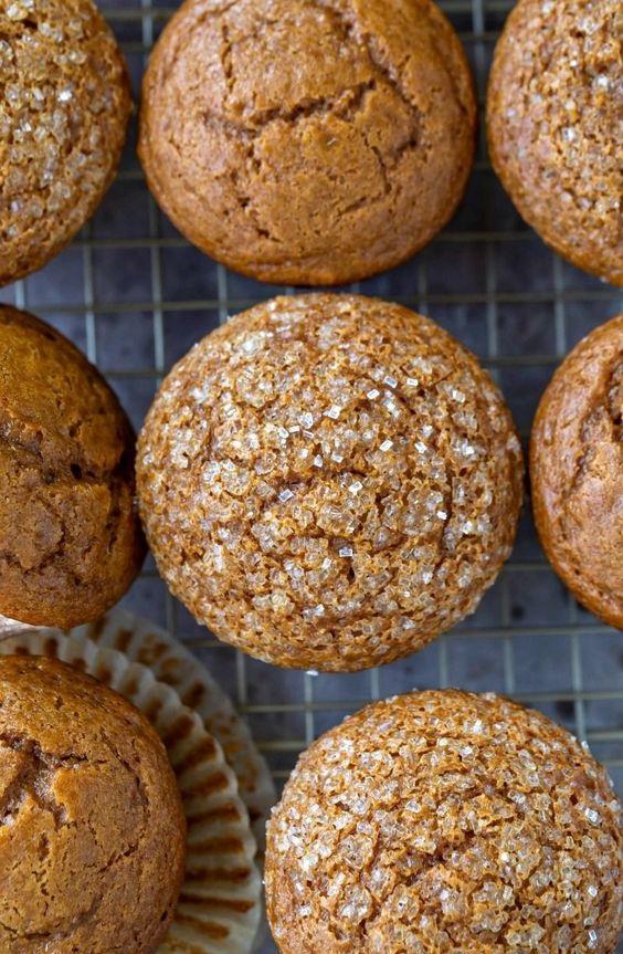 Gingerbread Muffins | Rahasia Masak