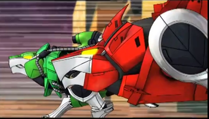 """Passages Of The Pen: [Review] Voltron Force 2011 """"The New"""