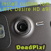 Cara Install Custom Rom pada HTC Desire HD a9191 – SVHD ICS 4.0.4